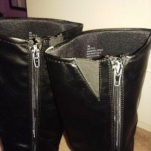 Arizona Jean Company Shoes - Black riding boots